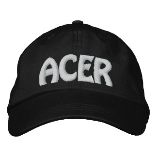 ACER EMBROIDERED BASEBALL CAP