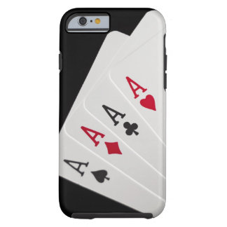 Aces Four of a Kind Tough iPhone 6 Case