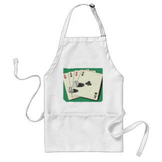 Aces High Aprons