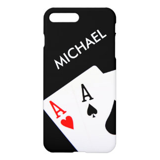 Aces with Name iPhone 7 Plus Case