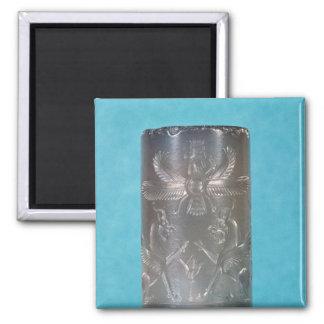 Achaemenid cylinder seal magnet