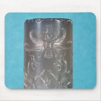 Achaemenid cylinder seal mouse mat