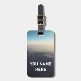 Achieve Great Heights Luggage Tag