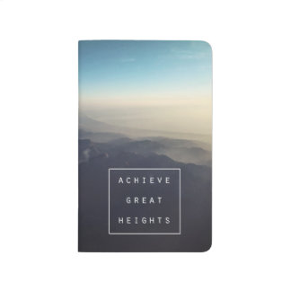 Achieve Great Heights Notebook