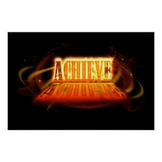 Achieve Poster