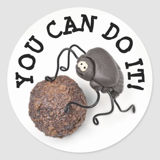 Achievement Stickers for Teachers - YOU CAN DO