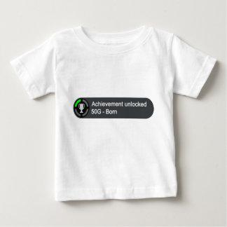 Achievement Unlocked - Born Baby T-Shirt