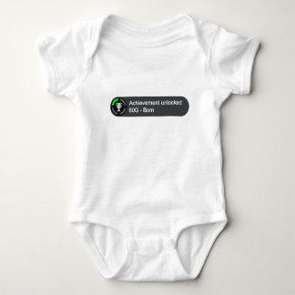Achievement Unlocked - Born T-shirt