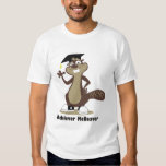 achiever mcbeaver tee shirts