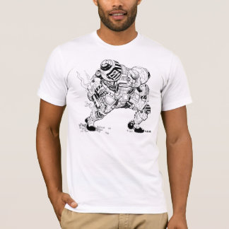 Achileus Battle Armor T-Shirt