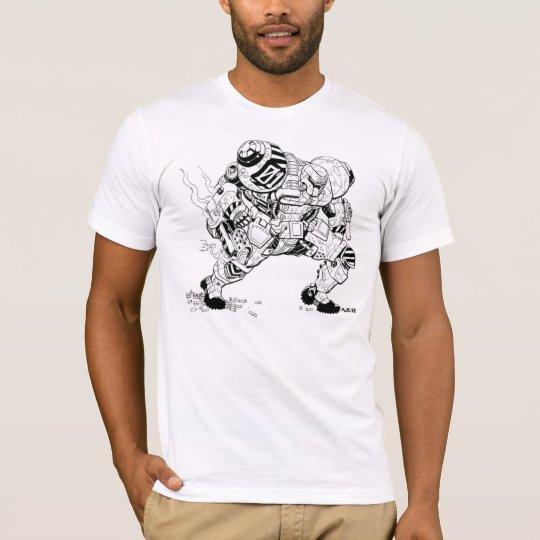 Achileus Battle Armour T-Shirt