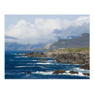 Achill Island, County Mayo, Ireland Postcard