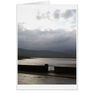 Achill Morning Greeting Card