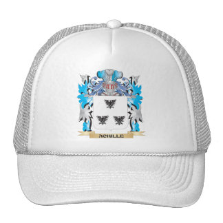 Achille Coat Of Arms Trucker Hat