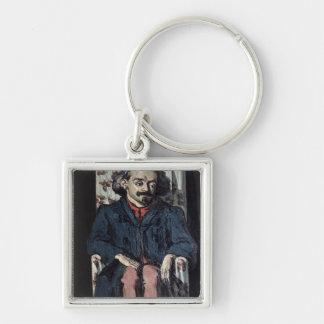 Achille Emperaire  c.1868 Key Chains