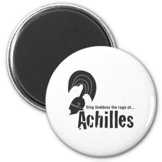 Achilles 6 Cm Round Magnet