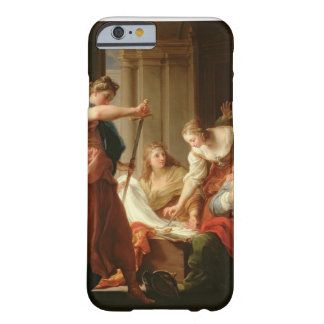 Achilles at the Court of King Lycomedes with his D Barely There iPhone 6 Case