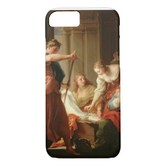 Achilles at the Court of King Lycomedes with his D iPhone 7 Case