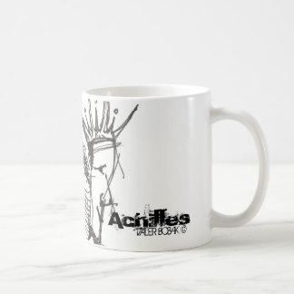Achilles Basic White Mug