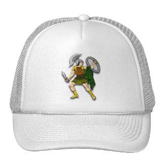Achilles Mesh Hats