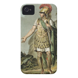 Achilles in Armour, costume for 'Iphigenia in Auli iPhone 4 Cover