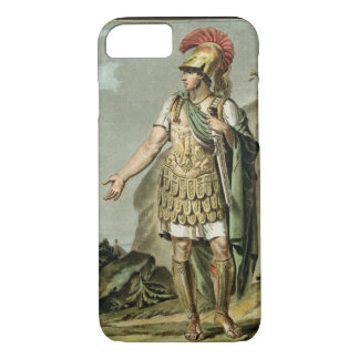 Achilles in Armour, costume for 'Iphigenia in Auli iPhone 7 Case