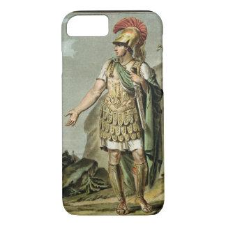 Achilles in Armour, costume for 'Iphigenia in Auli iPhone 7 Case
