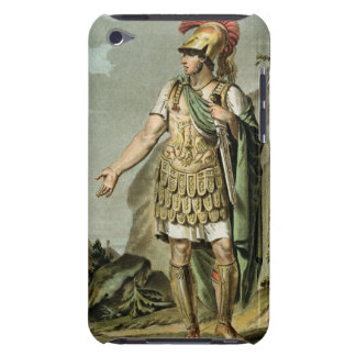 Achilles in Armour, costume for 'Iphigenia in Auli iPod Touch Case-Mate Case