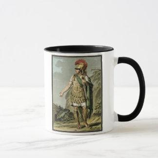Achilles in Armour, costume for 'Iphigenia in Auli Mug