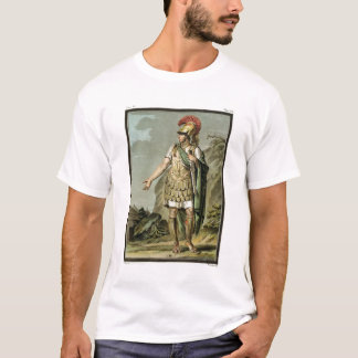 Achilles in Armour, costume for 'Iphigenia in Auli T-Shirt