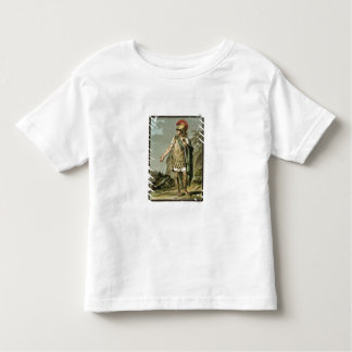 Achilles in Armour, costume for 'Iphigenia in Auli Toddler T-Shirt