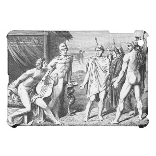 Achilles Cover For The iPad Mini