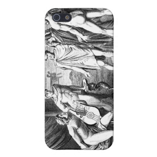 Achilles iPhone 5 Cases