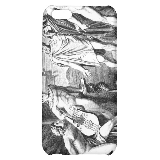 Achilles iPhone 5C Cases