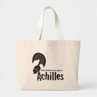 Achilles Jumbo Tote Bag
