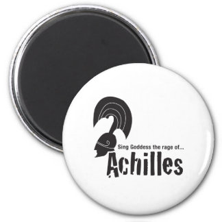 Achilles Fridge Magnet
