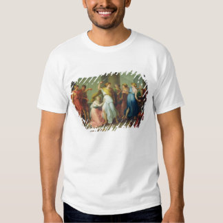 Achilles recognised, 1799 shirts