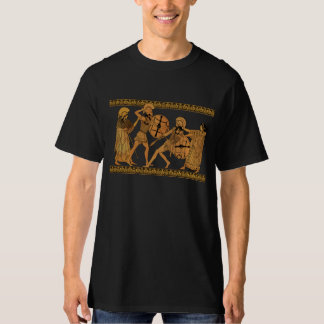 Achilles slaying Hector T Shirts