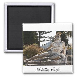 Achilles Square Magnet