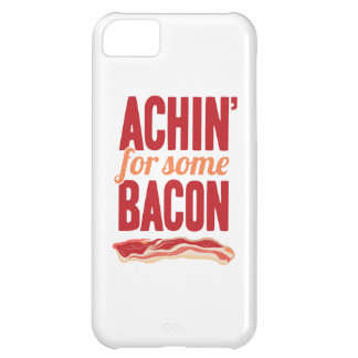 Achin' for Some Bacon iPhone 5C Cases