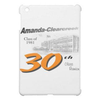 ACHS 30th class reunion logo Cover For The iPad Mini