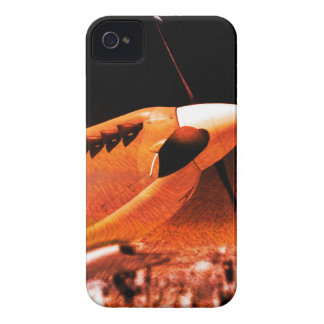 Achtung Spitfire! iPhone 4 Case-Mate Case