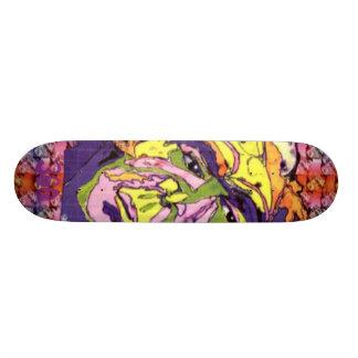 Acid Blotter Skate Board