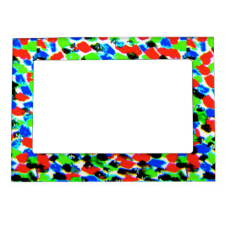 Acid Bright Spots Picture Frame