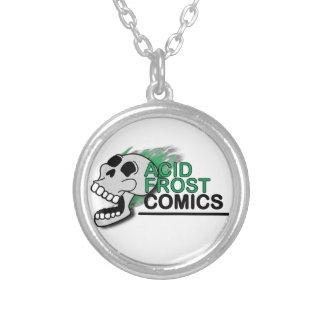 Acid Frost Comics Skull Various Shape Necklace
