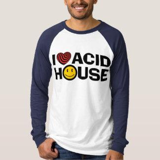 Acid house t shirts shirt designs zazzle uk for Acid house uk