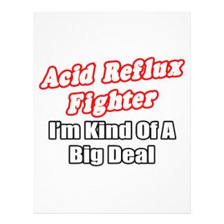 Acid Reflux Fighter...Big Deal Flyer