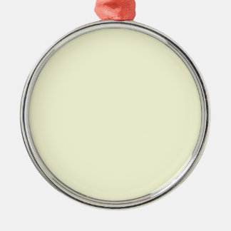 Acid yellow christmas ornament