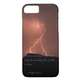 Acknowledge me. iPhone 8/7 case