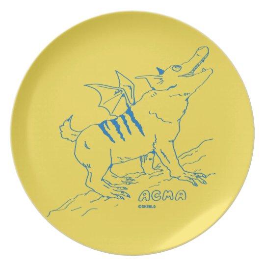 ACMA Plate < YELLOW >